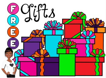 Clip Art ~ Free Gifts!