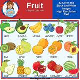 Clip Art - Fruit