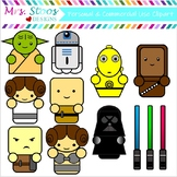 Clip Art Star Wars Characters