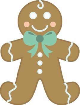 Clipart - Gingerbread House Christmas Clip art