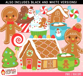 Christmas Treats Clip Art