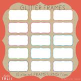 Glitter Frames