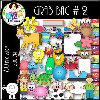 Clip Art ● Grab Bag #2 ● Clip Art for Commercial Use