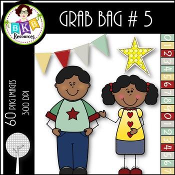 Clip Art ● Grab Bag #5 ● Clip Art for Commercial Use
