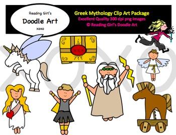 Greek Mythology Clipart
