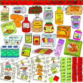 Clip Art Grocery Store 2