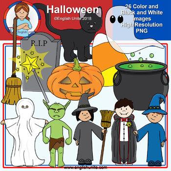 Clip Art - Halloween