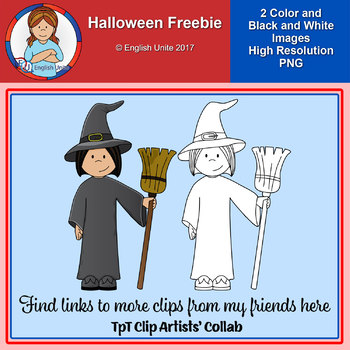 Clip Art - Halloween Freebie