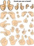 Clip Art Hands