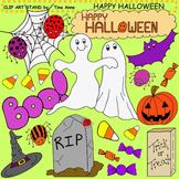 Clip Art Happy Halloween