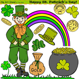 Clip Art Happy St. Patrick's Day