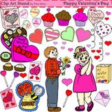 Clip Art Happy Valentine's Day