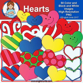 Clip Art - Hearts