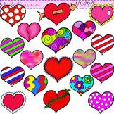 Clip Art Hearts