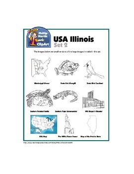 Clip Art Illinois Unit One