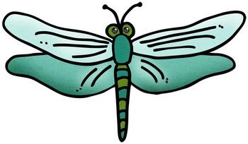Clip Art: Insect Characteristics