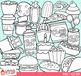 Junk Food Clipart