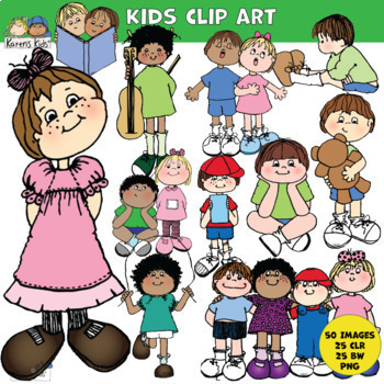 Clip Art KIDS