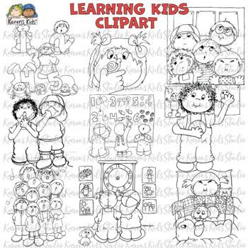 Clip Art LEARNING KIDS
