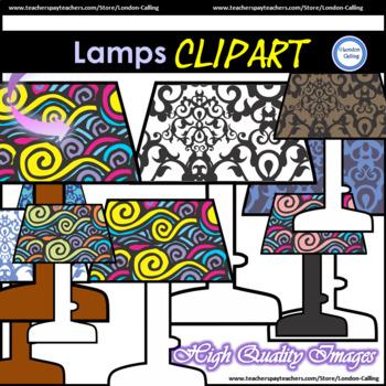 Clip Art-Lamps