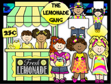 Clip Art~ Lemonade Gang