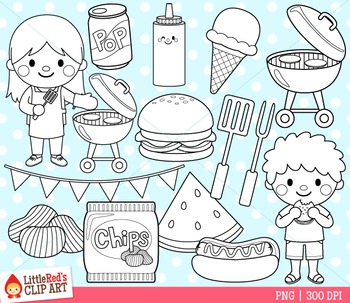 Barbeque Clipart
