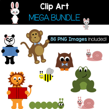 Clip Art MEGA Bundle!