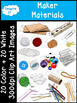 Clip Art-Maker Materials
