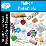 Clip Art-Maker Materials