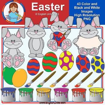 Clip Art - March Freebie (Easter)