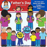 Clip Art - May Freebie (Father's Day)