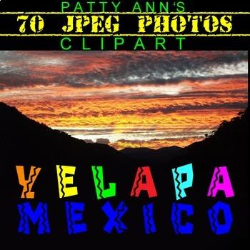 70 Clip Art Photos of YELAPA, Mexico a Remote Seaside Village