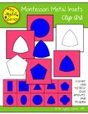 Clip Art: Montessori Metal Insets