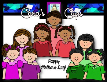 Clip Art~  Mother's Day Freebie!