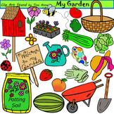 Clip Art My Garden