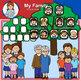 Clip Art - My family