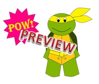 Clip Art: Ninja Turtles