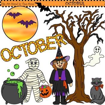 Clip Art October