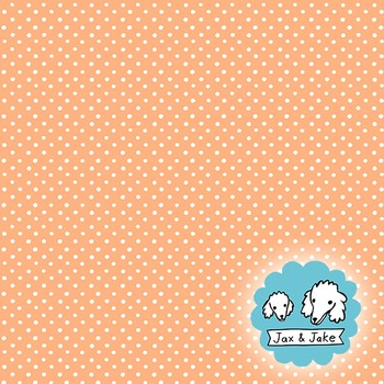 Clip Art: Pastel Dots and Stripes Digital Papers for Personal and Commercial Use