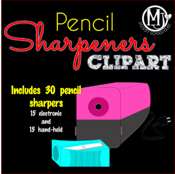 Clip Art - Pencil Sharpeners