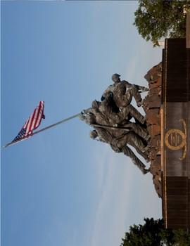 Clip Art & Posters | 28 Veterans & Memorial Day Images (Grades K-12)