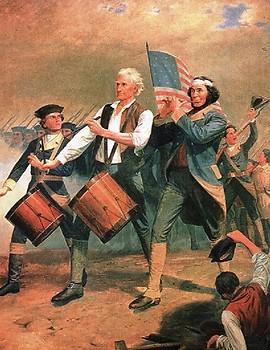 Clip Art & Posters   USA 1700's: Colonies & Revolution   31 Images (Grades K-12)