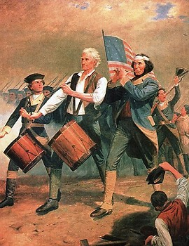 Clip Art & Posters | USA 1700's: Colonies & Revolution | 31 Images (K-12)