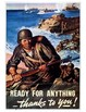 Clip Art & Posters | Vintage WWI and WWII War Posters - 37 Images (K-12)