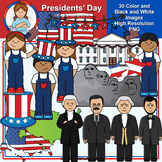 Clip Art - Presidents Day