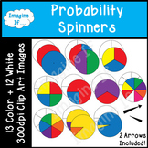 Clip Art-Probability Spinners