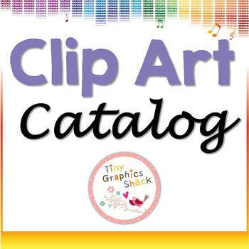 Clip Art Product Catalog
