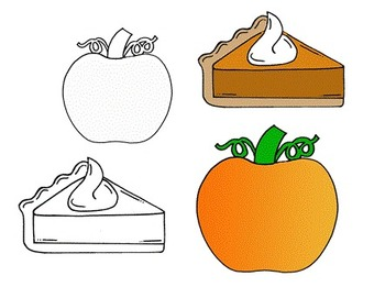 Clip Art~ Pumpkin Life Cycle