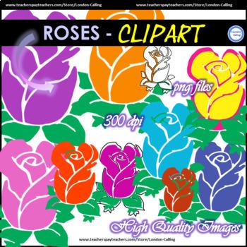 Clip Art - ROSES