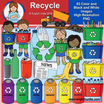 Clip Art - Recycle